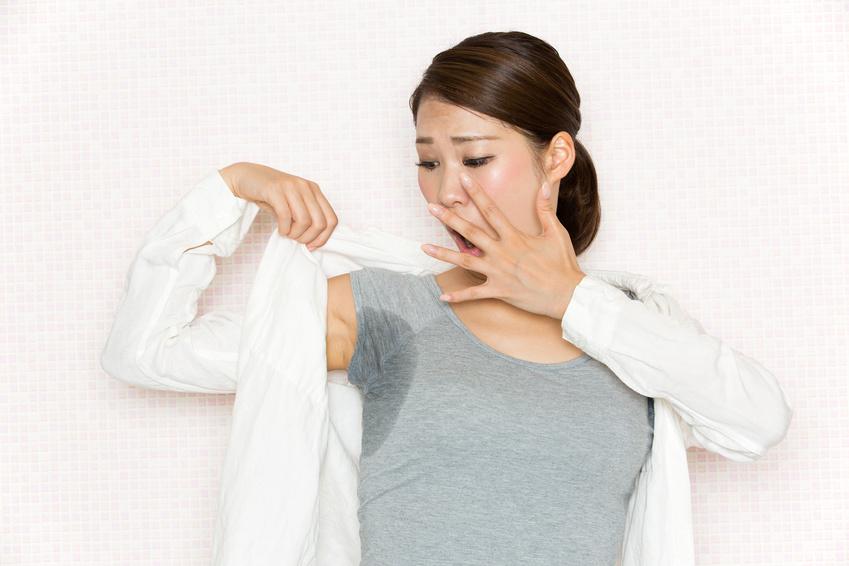 Traitement de la transpiration excessive - Dr Vincent Cante Bordeaux
