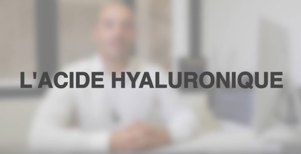Conseil esthétique beauté : l'acide hyaluronique en vidéo